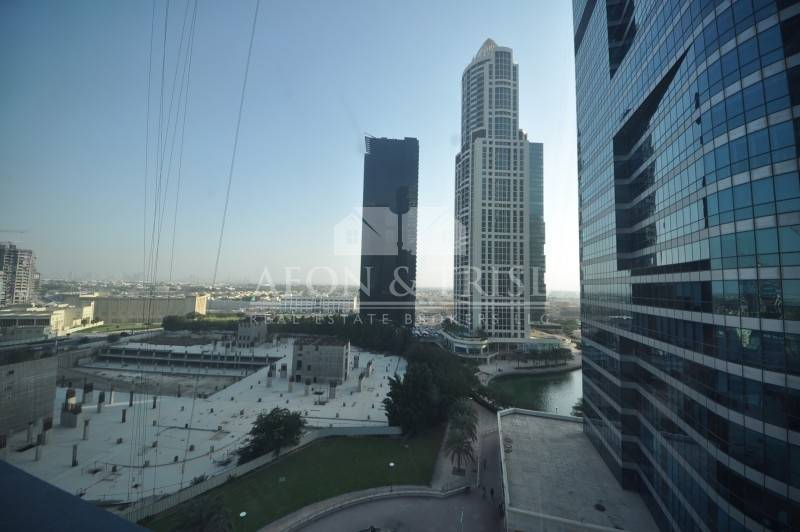 Excellent Office Shell n Core for Rent in tower in JLT- th-img9